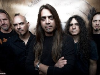 Fates Warning band