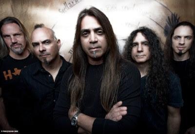 Fates Warning band