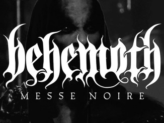 "Behemoth Releases Their New Live Video for ""Messe Noire"""