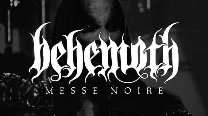 Messe Noire, album cover by Behemoth