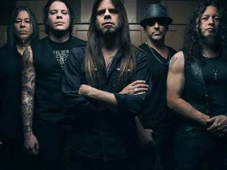 Queensryche at the Arcada Theatre June 22, 2018