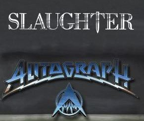 Slaughter at the Arcada Theatre Saturday, August 11, 2018