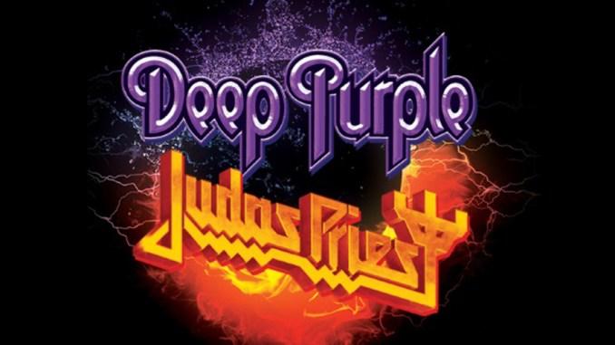 deep-purple-judas-priest-co-headlining-tour at the Hollywood Casino Amphitheatre Wednesday, August 22, 2018