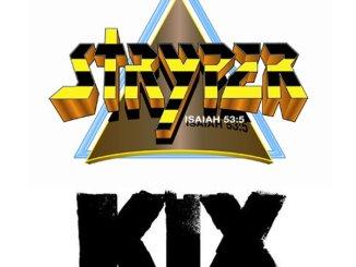Stryper & Kix at the Arcada Theatre Saturday, September 8, 2018