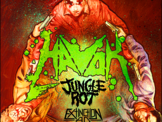 Havok, Jungle Rot, Extinction A.D. Tour 2018