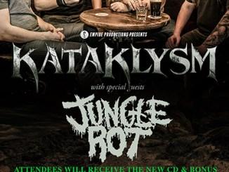 Kataklysm at Reggies Monday, June 4, 2018