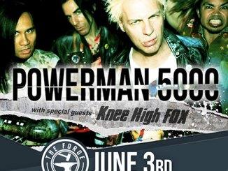 Powerman 5000 at The Forge June 3, 2018