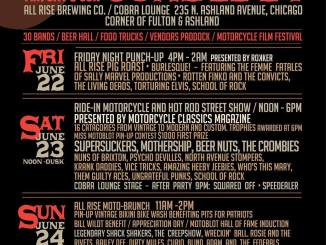 Motoblot 2018 Street Fest at Cobra Lounge, Saturday, June 23, 2018