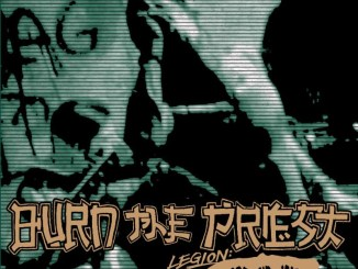 Lamb of God - Burn the Priest