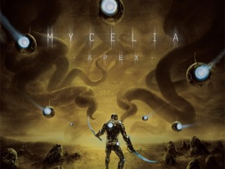 Mycelia - Apex album cover