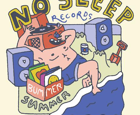 No Sleep Records Bummer Summer Compilation 2018
