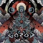 """Album cover for Gorod's 10th album, """"Aethra"""""""