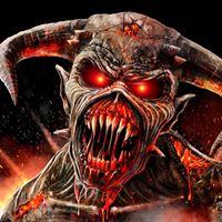 Iron Maiden FB profile picture