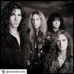 Slaughter (old band picture)