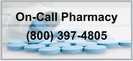 on call pharmacy - original