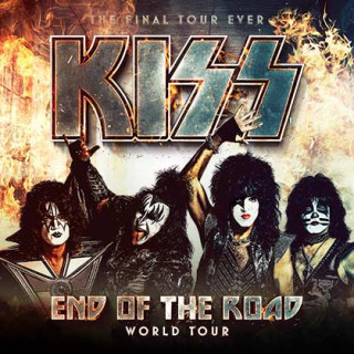 Kiss - The End of the Road - All Access, hosted by Dan Neer.