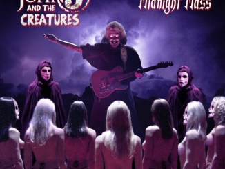 """John 5 and the Creatures have revealed exclusive behind the-scenes tour footage for their """"Midnight Mass"""", in support of their new forthcoming album, Invasion."""