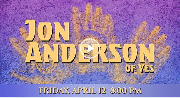 Jon Anderson from Yes @Genesee Theatre - Friday, April 12, 2019