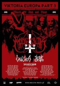 Survival Is Suicide European tour dates