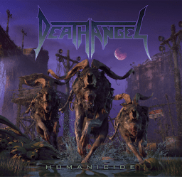 Death Angel album cover for Humanicide