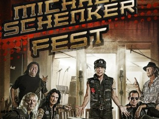 michael schenker fest at Pabst Theater in Milwaukee, WI on Friday, May 3rd, 2019