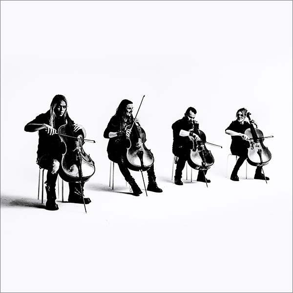 Apocalyptica at The Pabst Theater on Saturday, May 25, 2019