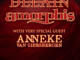 Delain and Amorphis at Turner Hall Ballroom on Sunday, September 29, 2019