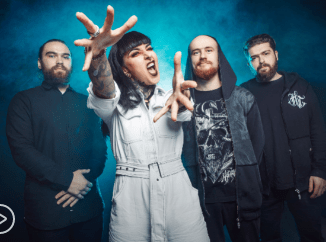 Jinjer at Bottom Lounge on Tuesday, October 22, 2019