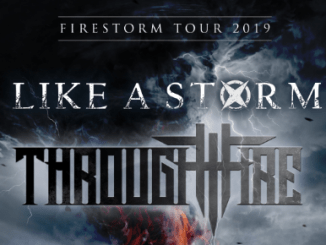 Like A Storm at Route 20 on Saturday, July 13, 2019