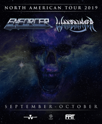 Enforcer/Warbringer show