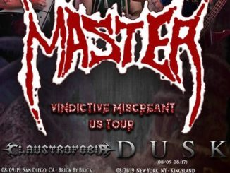 Master at Penny Road Pub on Saturday, August 17, 2019