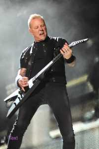 James Hetfield 3