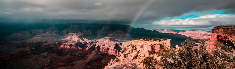 Rebel Retirement Grand Canyon