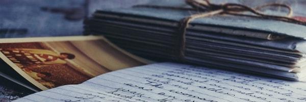 Letter Writing Ideas for Long Distance Grandparents - Rebel Retirement