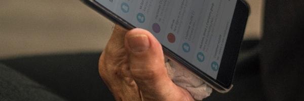 Technology for Long Distance Grandparents - Rebel Retirement