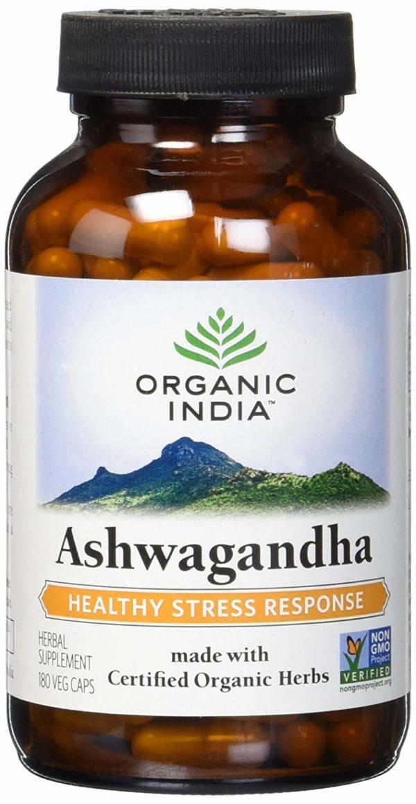 Organic India Ashwangandha