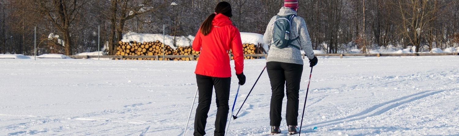 Cross Country Skiing for Old People-Rebel Retirement