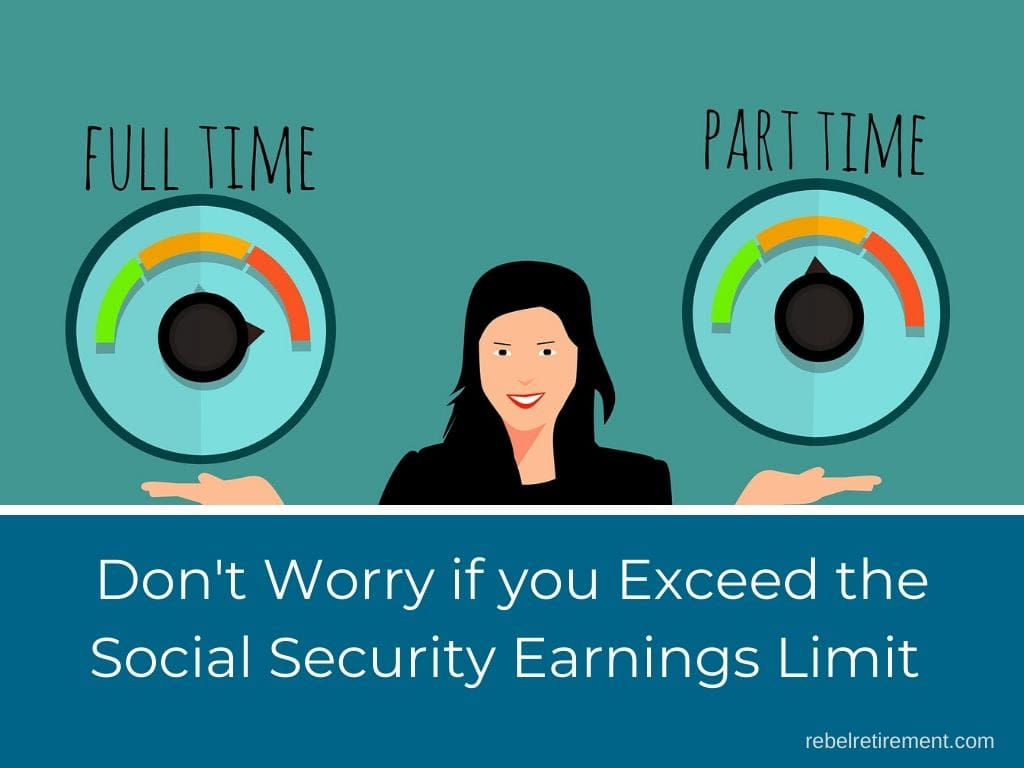 Working and Collecting SS Benefits - Rebel Retirement