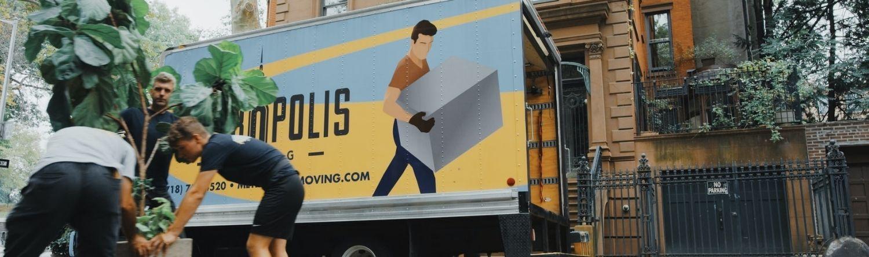 Moving Van - Rebel Retirement