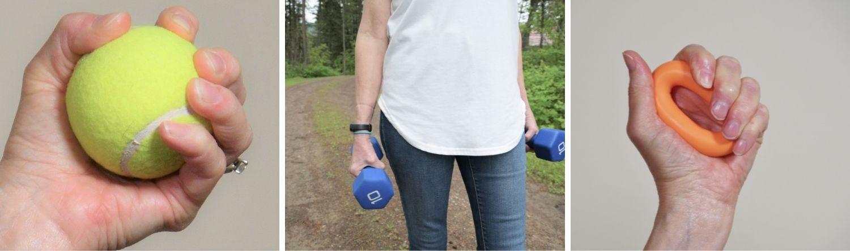 Hand Strengthening Exercises - Rebel Retirement