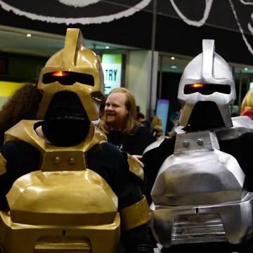 Oz Comic-Con 2016 - Cylons