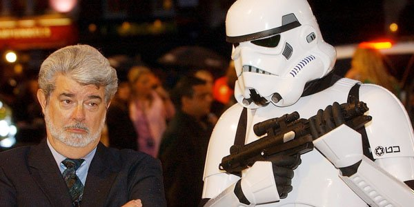 George Lucas Apologises for Disney 'White Slavers' Remark