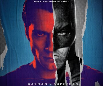 Listen to The Complete Batman v Superman Sountrack