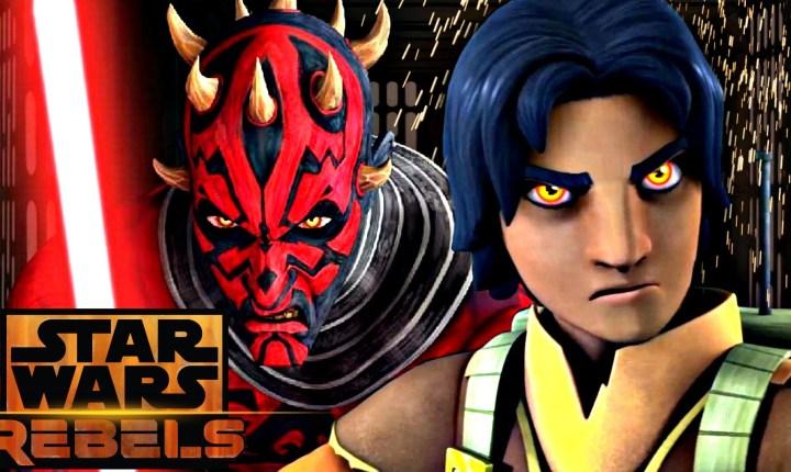 Star Wars Rebels Season 3 set to premiere at Star Wars Celebration Europe