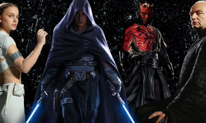 Star Wars Prequels – What They Should Have Been