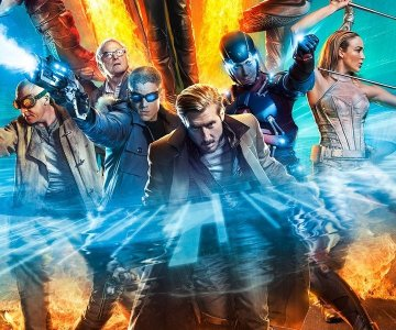 DC's Legends of Tomorrow – Season 2 : First Look Trailer
