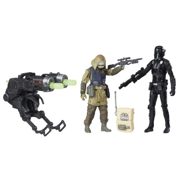 Rogue One Rebel Commando Pao and Death Trooper 2