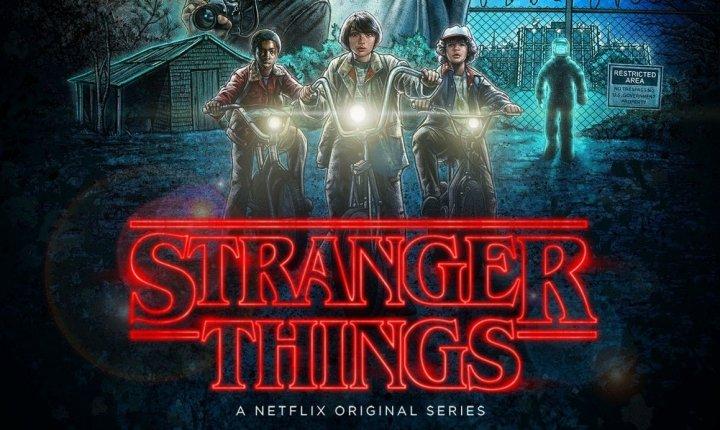 Stranger Things concept art hints at season 2 monster