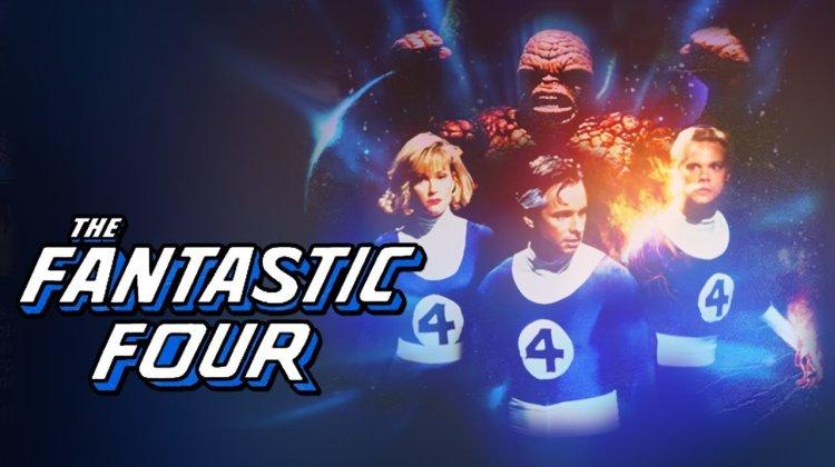 Roger Corman's 1994 The Fantastic Four