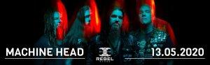 Билети за концерта на Machine Head в Rebel Store